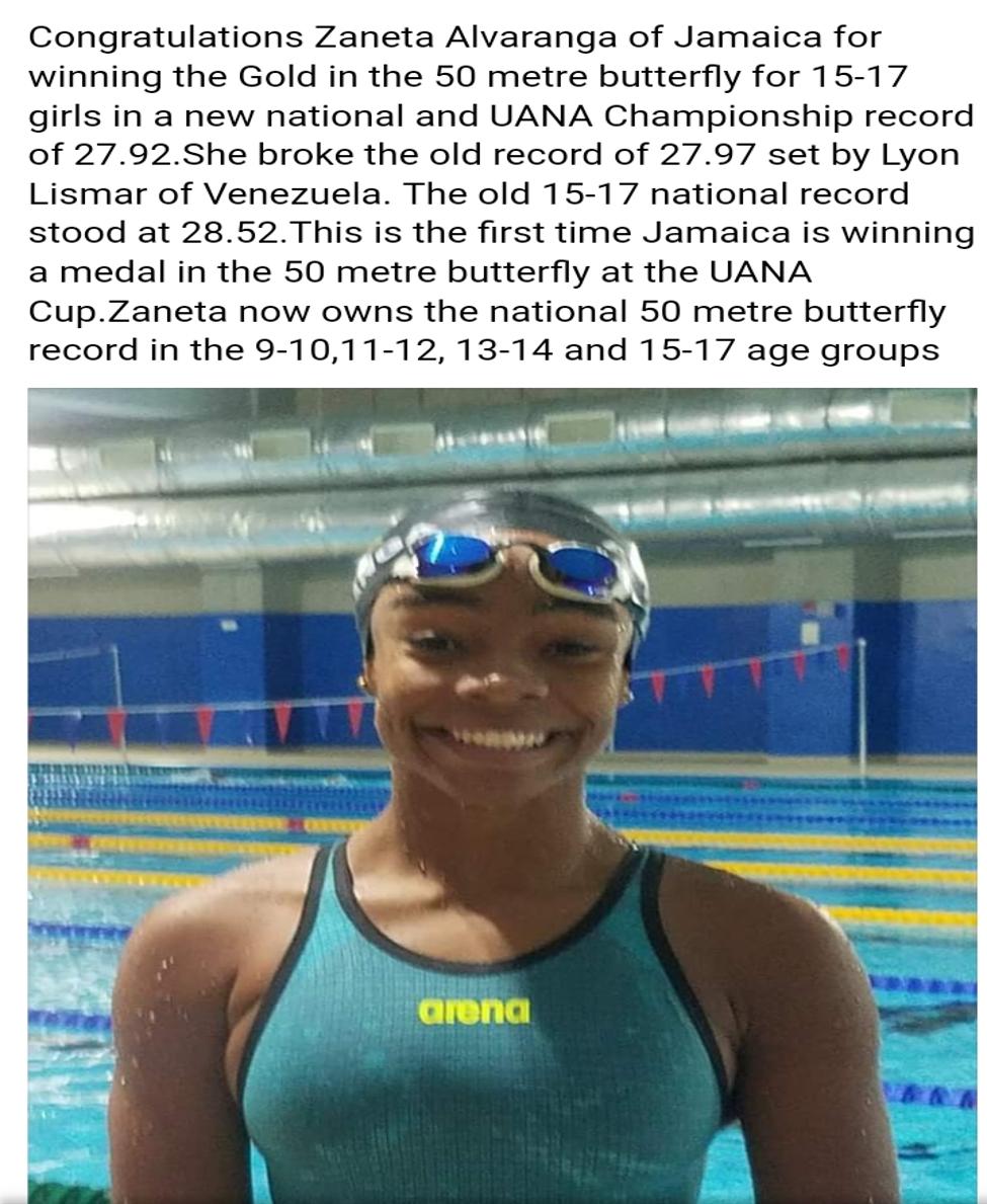 UANA Swim Meet 2020